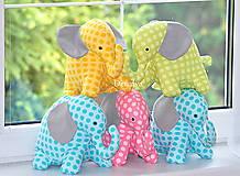 - Slon z kolekcie JUMBO  - 5462563_