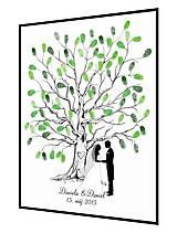 - Svadobný strom so siluetou - 5462600_