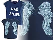 - Anjel detské tričko - 5462598_