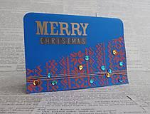 Papiernictvo - Merry Christmas - 5465322_