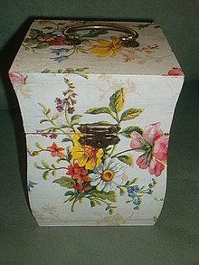 Krabičky - ...čas na čaj - 5466581_
