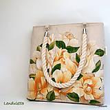 Veľké tašky - Plná květin II. ♥ - 5484675_