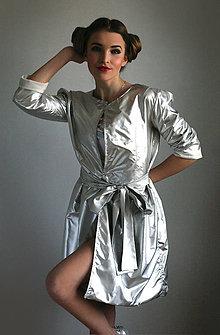 Kabáty - Silver Coat - 5489248_