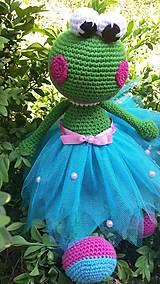 Hračky - Princezná žabka - Ihneď k odberu - 5531118_