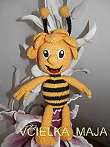 Hračky - Včielka Maja - 5542080_