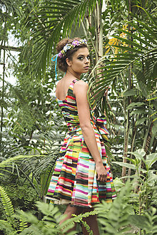 Šaty - WILD EXPERIENCE - šaty - 5545810_