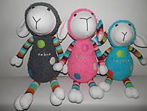 Hračky - Rodinka úžasných ovečiek - 5555382_