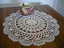 Úžitkový textil - Na kraji lesa _3 - 5573871_