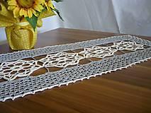 Úžitkový textil - Obrus princeznej Izabelli - 5573898_