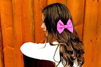 Ozdoby do vlasov - Kráľovský kúsok - For the prettiest. Pink. - 5572558_