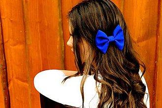 Ozdoby do vlasov - Kráľovský kúsok - For the prettiest. Modrá. - 5573328_