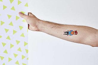 Detské doplnky - Dočasné tetovačky - Leto pre všetkých - 5583366_