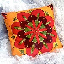 Úžitkový textil - Obliečka na vankúš - 5585208_