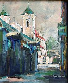 Obrazy - Svätoplukova ulica v Prešove, 2015 - 5590613_