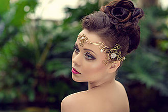 Ozdoby do vlasov - Flowery - 5626662_