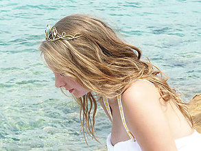 Ozdoby do vlasov - Mermaid - 5630018_