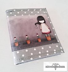 Peňaženky - Kolekce FIVE - grey girl - 5646763_