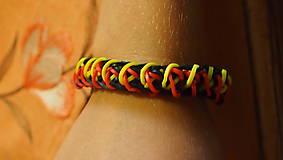 - Náramok č.8 z loom bands - 5649195_