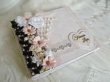Papiernictvo - Svadobný letný I. - na želanie pre Lucku - 5648025_