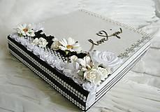 Papiernictvo - Svadobný letný II. - na želanie pre Lucku - 5648051_