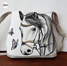 Kabelky - ADELE MIDDLE Horse - 5658601_