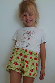 Detské oblečenie - Jahôdka - 5670808_