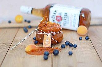 Potraviny - Džejárova milenka- Marhuľový džem s Bourbon whiskey - 5671061_
