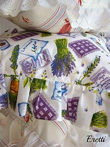 Úžitkový textil - ...a zase ta levandule - 5685477_
