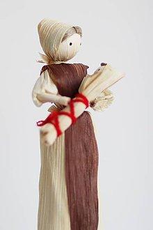 Dekorácie - Žena s bábätkom - 5697443_