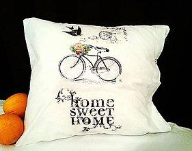 Úžitkový textil - Návliečky Sweet home - 5698163_