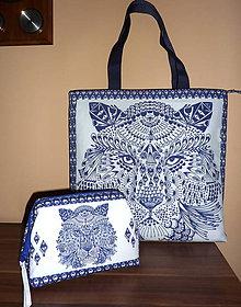Veľké tašky - Taška - Bengálsky tiger. - 5699685_