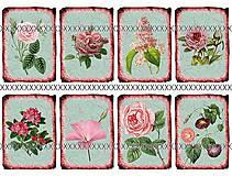 Textil - Bavlněná látka- panel , výběr SG57 - 5700959_