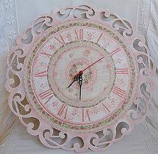 Hodiny - hodiny pre dievčatko - 5716541_
