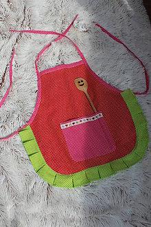 Textil - ...pre malé kuchárky... - 5723645_
