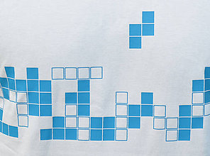 Tričká - Retrogamer unisex 02 – veľkosť XL / SALE - 5733516_