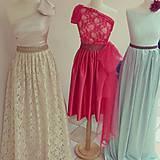 Šaty - spoločenské šaty na mieru - 5739719_