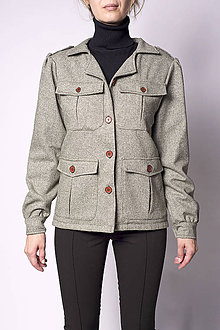 Kabáty - Safari kabátik - 5747774_