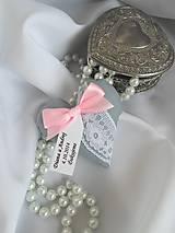 Darčeky pre svadobčanov - Darčeky pre svadobčanov - sada na želanie - 5750977_