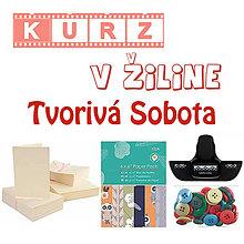 Kurzy - Kurz Tvorivá Sobota v Žiline - 5765735_