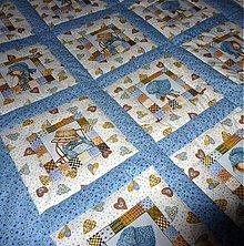 Úžitkový textil - Deka - Hravá Holly. - 5777197_