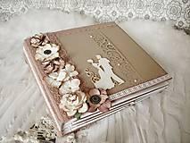 Papiernictvo - Fotoalbum Simply love - 5794373_