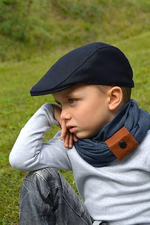 Detské súpravy - Bekovka s nákrčníkom - 5808690_