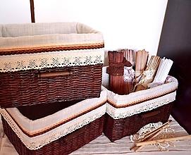 Košíky - Do predsienky/ks - 5812879_