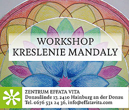 Kurzy - Workshop kreslenie mandaly - 5816769_