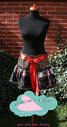 Kurzy - Kreatívne kurzy šitia: Workshop suknička 29.9.2015 - 5833023_