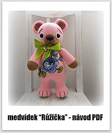 Kurzy - Medvídka Růžička-návod PDF - 5842133_