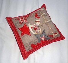 Úžitkový textil - Návliečka na vankúšik - Mám koníka vranného. - 5849924_
