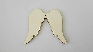 Polotovary - Anjelské krídla, ihneď - 5855071_