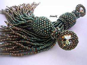 Náušnice - Medúza II. - 5862296_