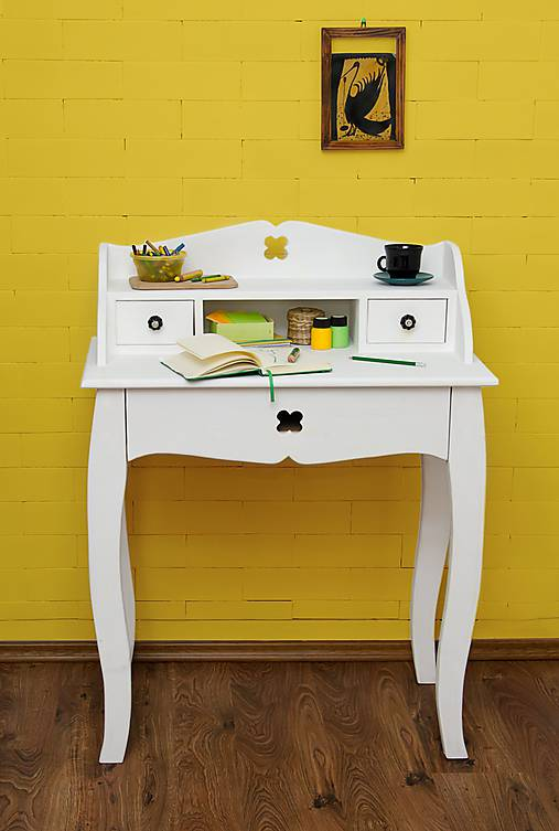 Nábytok - Písací stolík Elza - Letná zľava: - 35 € - 5875419_